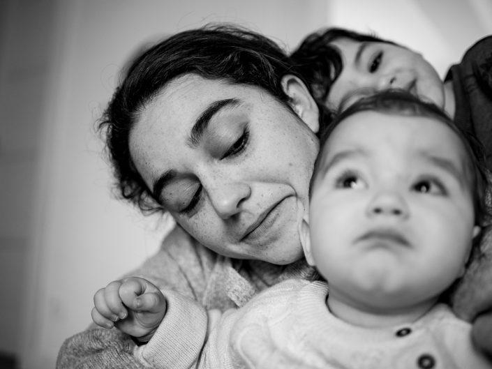 Reportage photographique - Mère au foyer, la beauté dans le chaos.