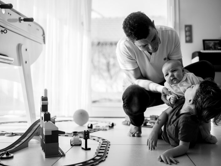 Photographe famille art
